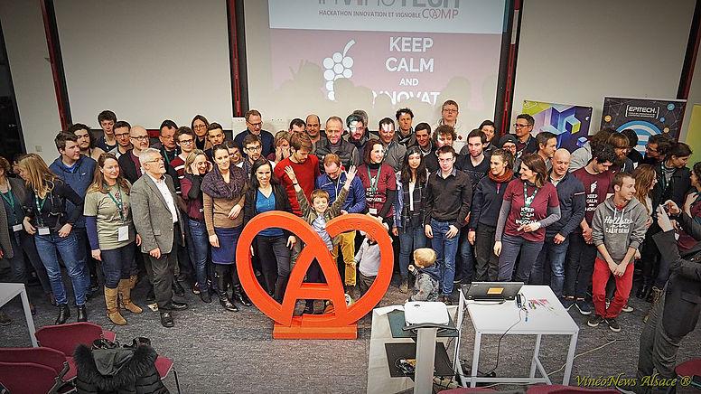 Hackathon du vignoble… et maintenant ?