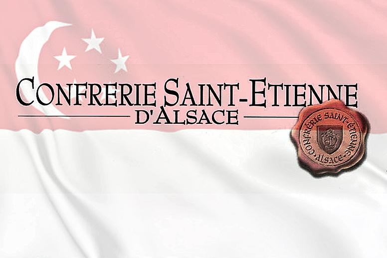 La Confrérie Saint-Etienne passe sous pavillon singapourien