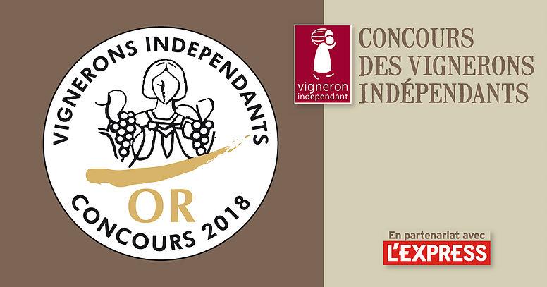 Palmarès alsacien des vins médaillés du Concours 2019 des Vignerons Indépendants