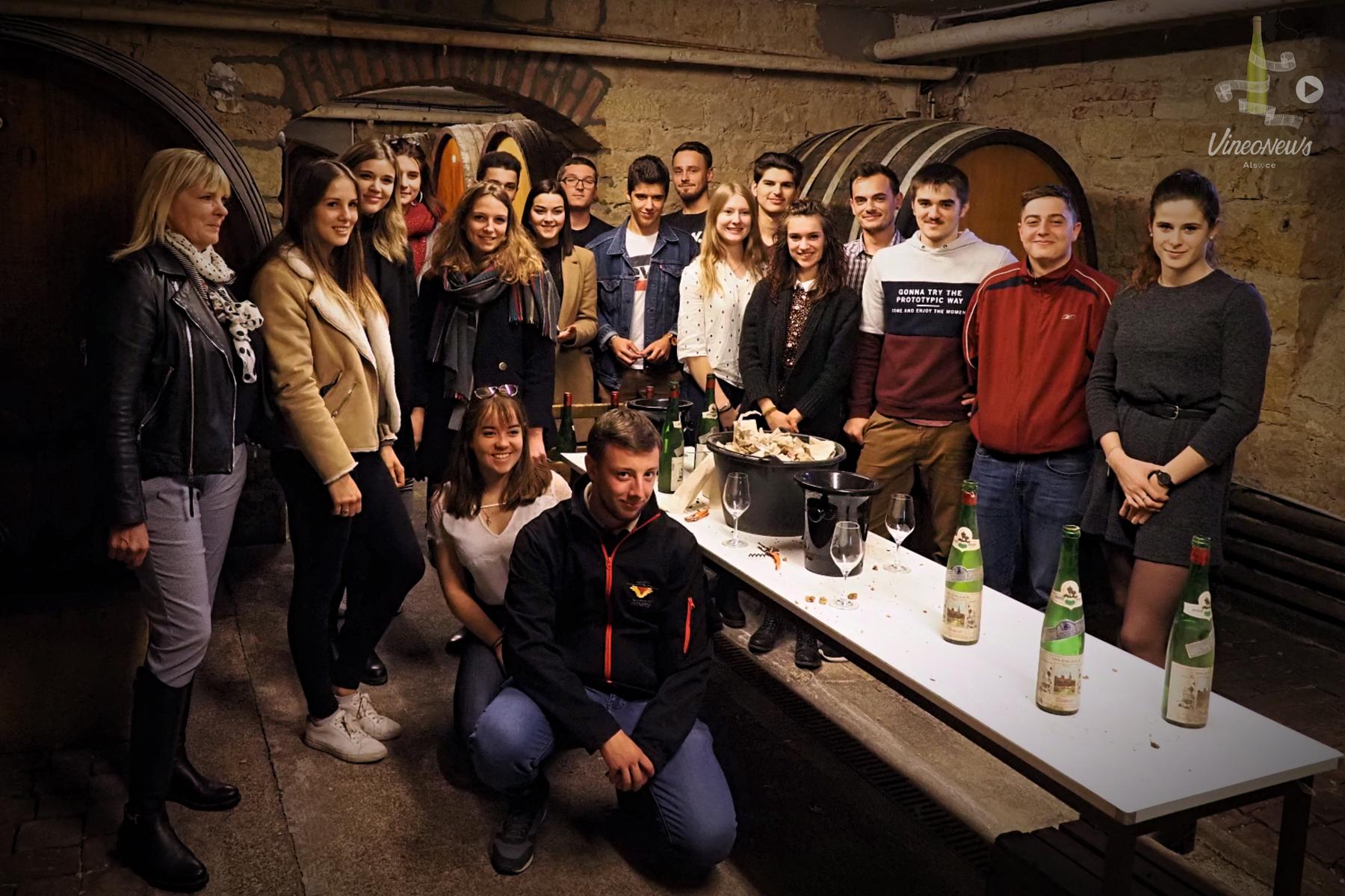 31ème Salon des Vins au Lycée de Rouffach