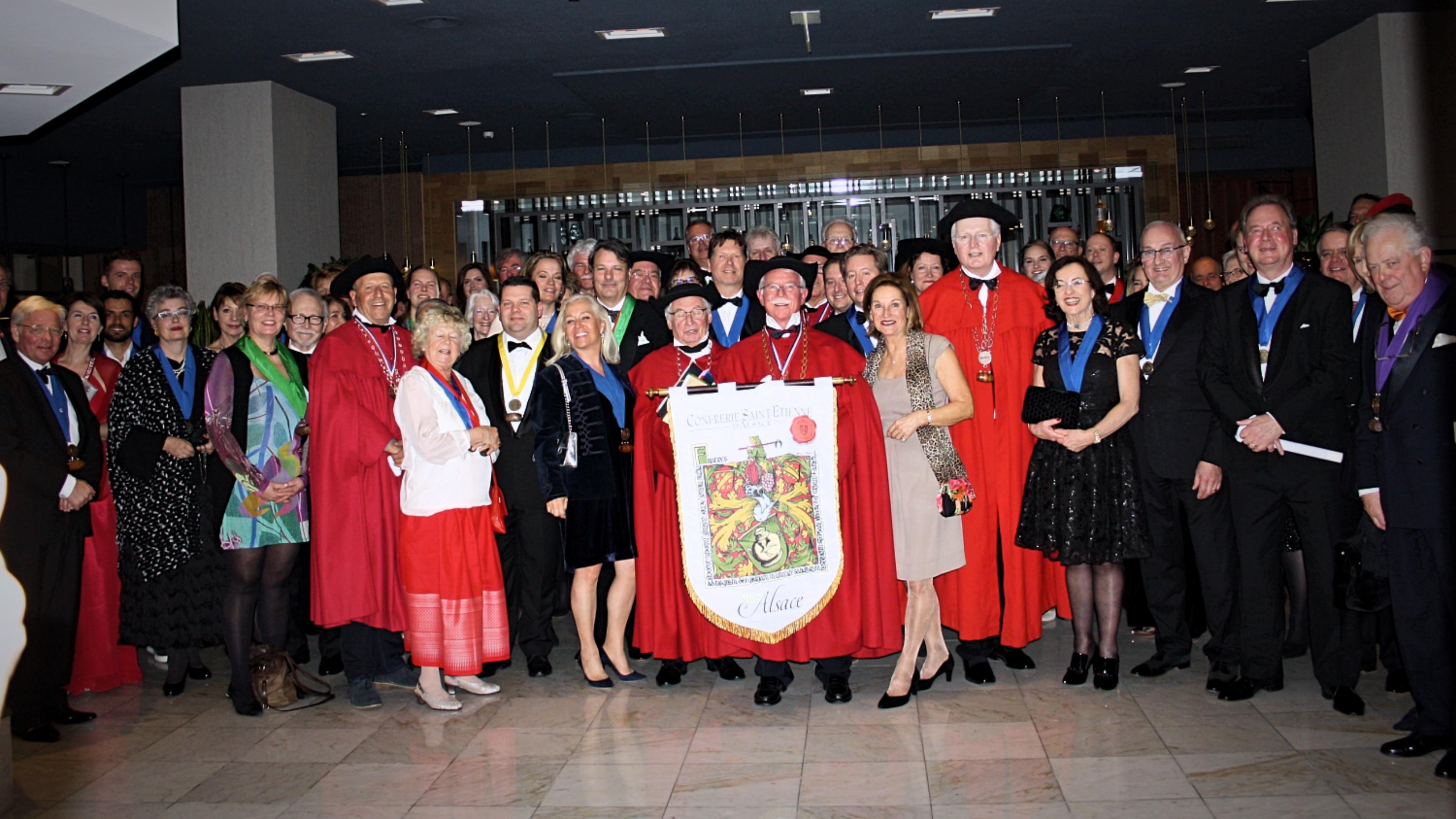 La fête des vins d'Alsace aux Pays-Bas