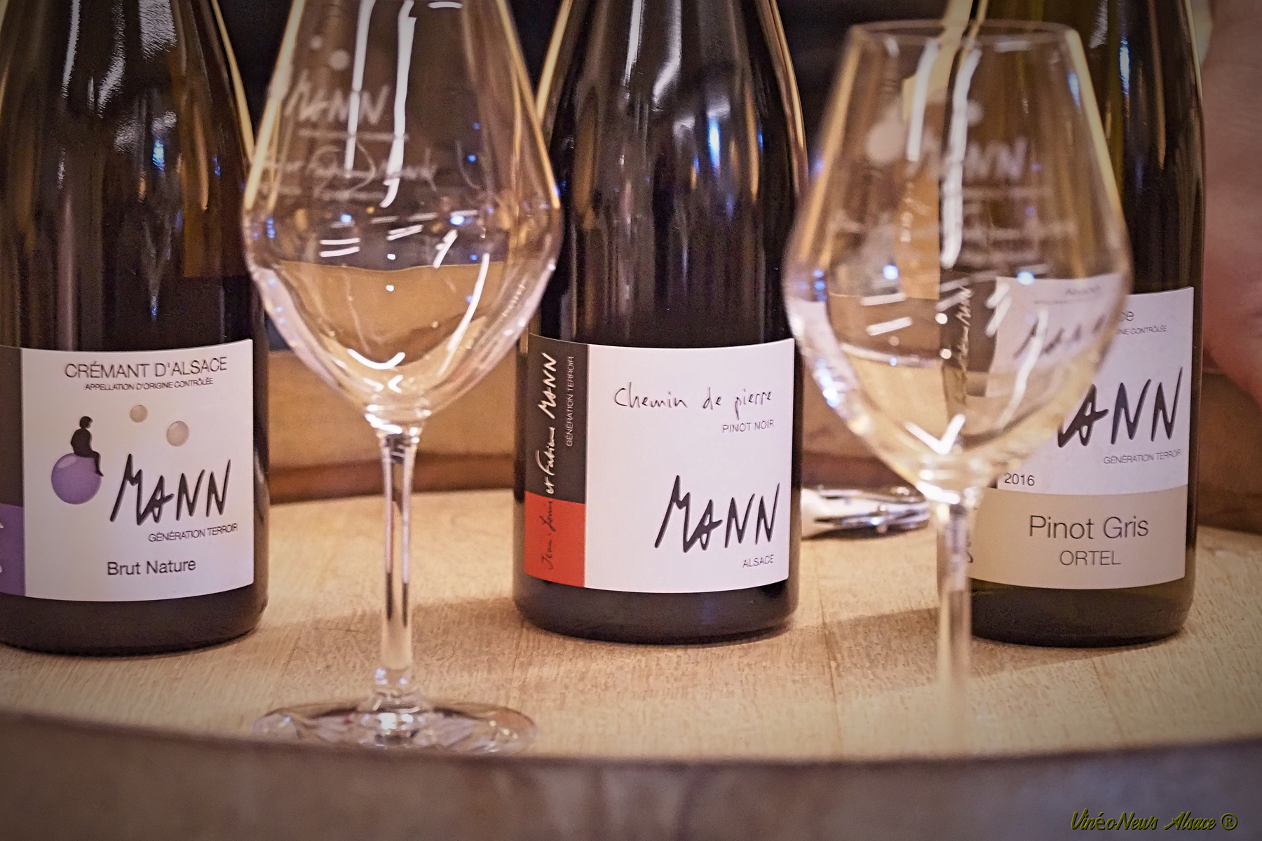 3V1D… le Domaine Jean-Louis et Fabienne Mann