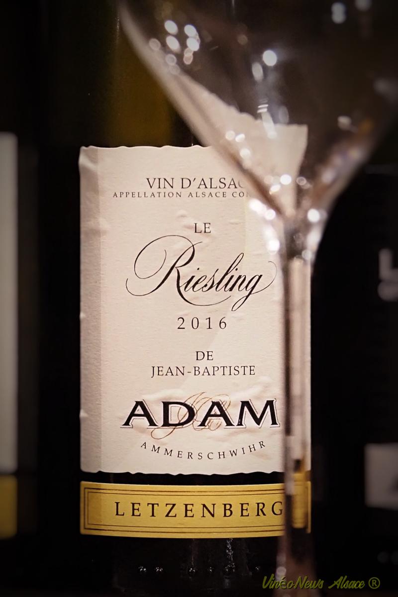 3V1D… le Domaine Jean Baptiste Adam