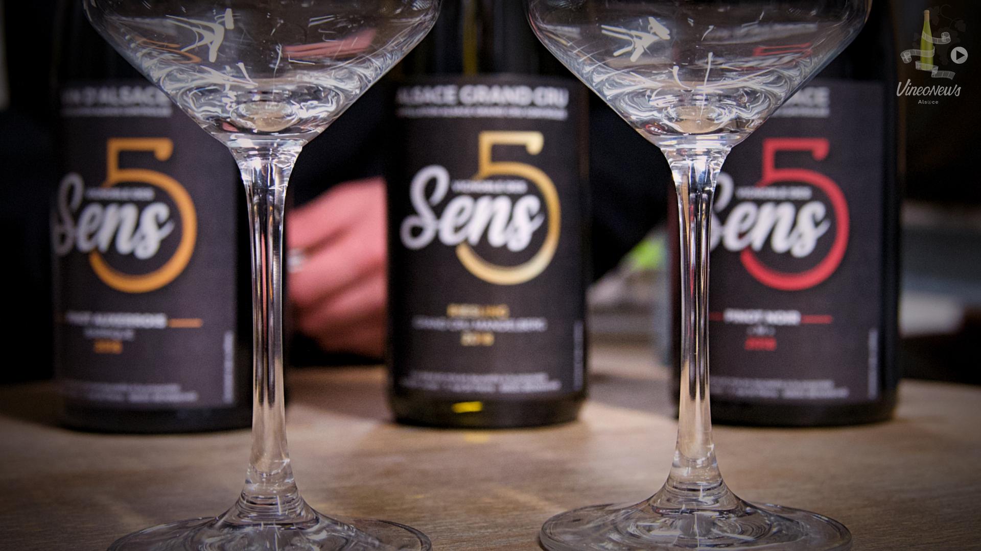 Le Vignoble des 5 Sens