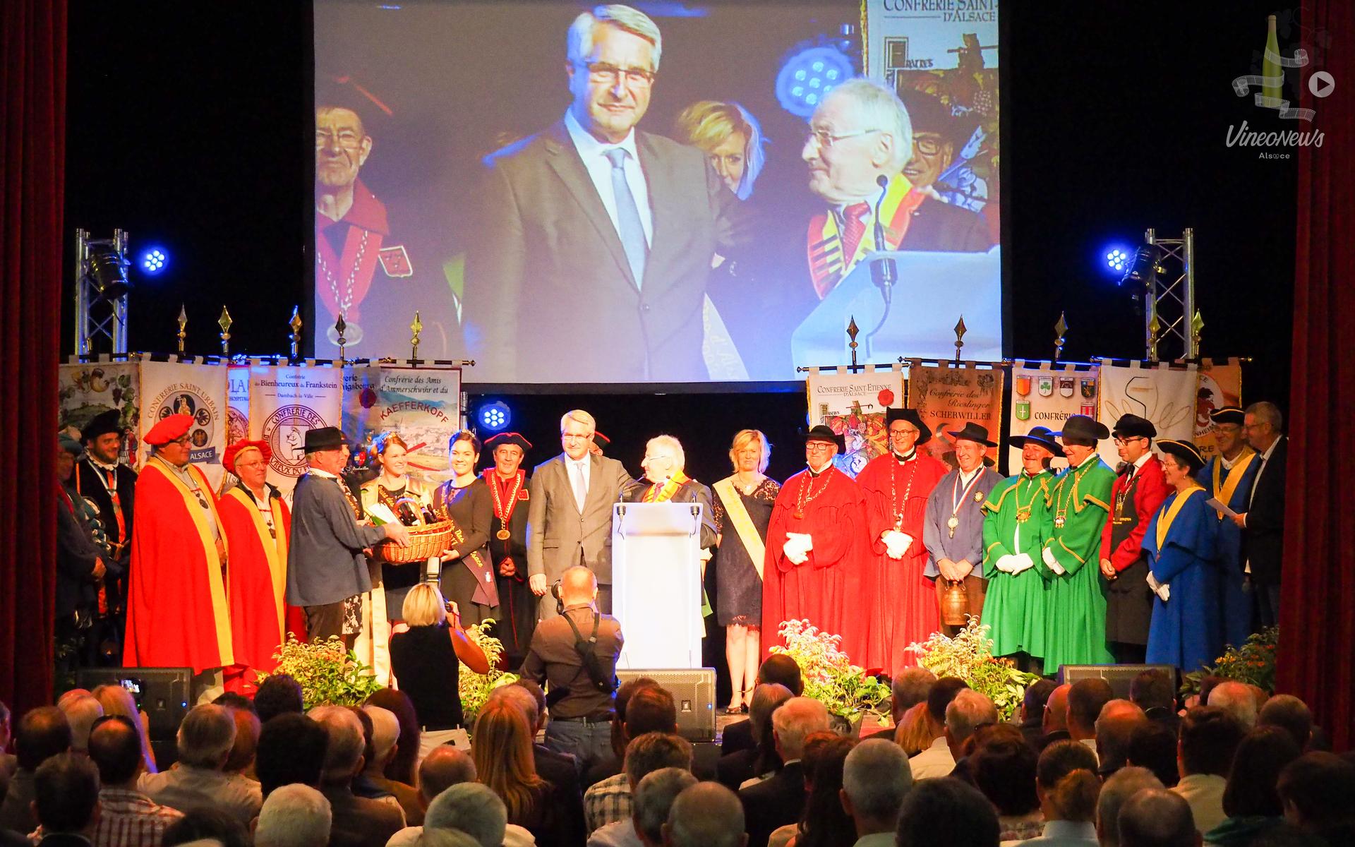 2017… C'est parti pour la 70ème FAV de Colmar