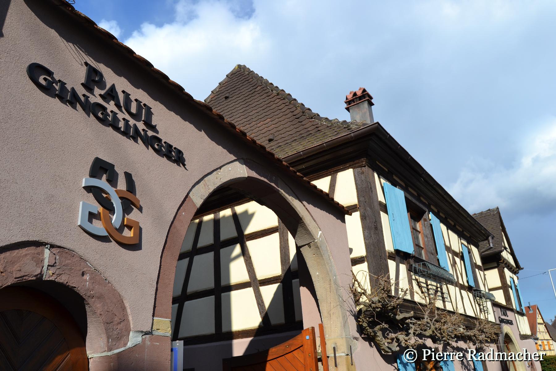 Les Grands Pinots Noirs d'Eguisheim… Domaine Paul Ginglinger