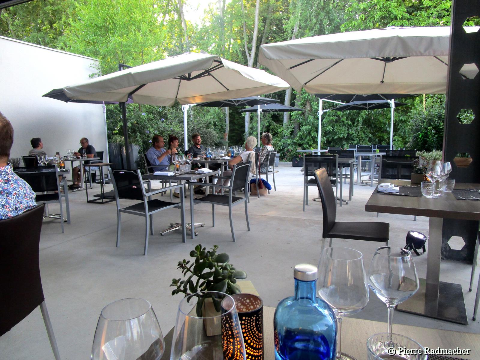 Repas-dégustation au restaurant l'Altévic avec les vins du Domaine Otter